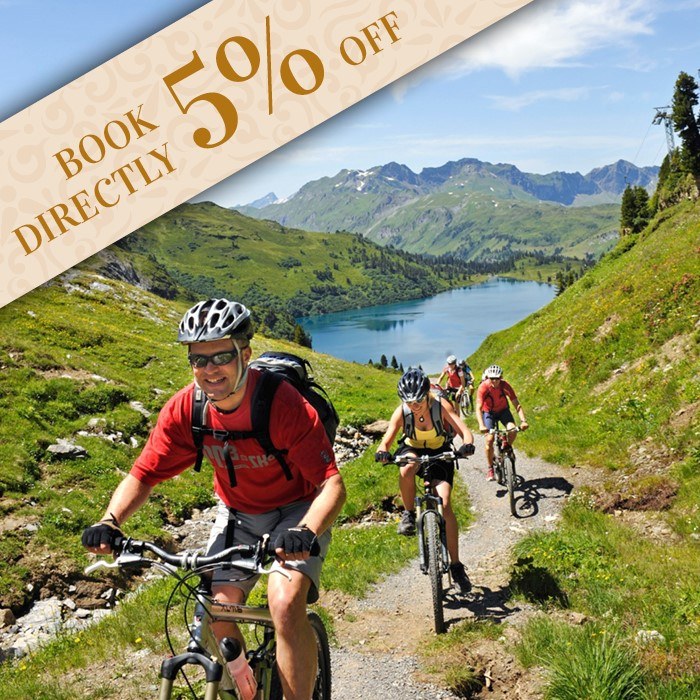Bookdirectly 5off bike