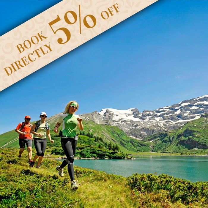 Bookdirectly 5off trailrun