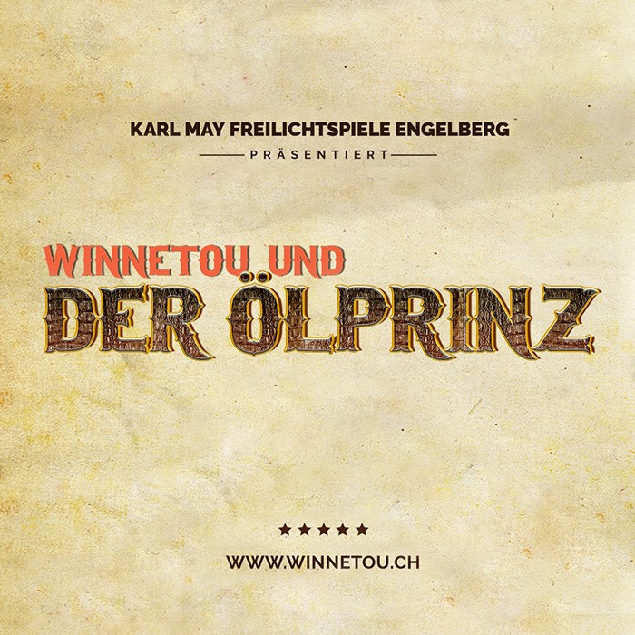 Winnetou der ölprinz carrée
